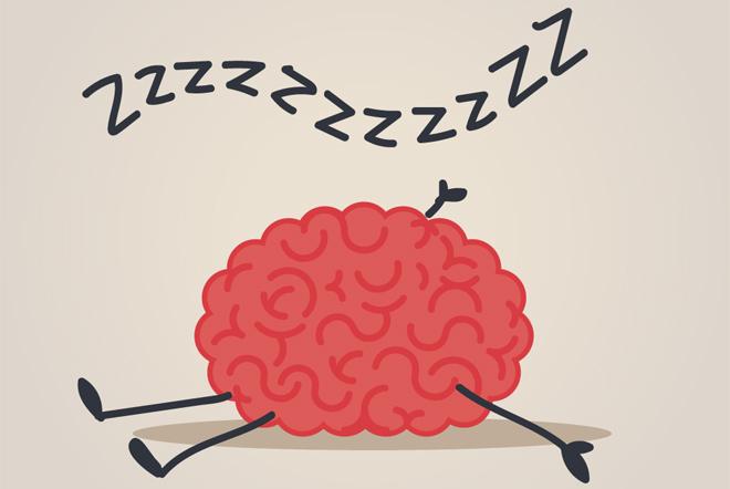 疲れをとる(2)睡眠